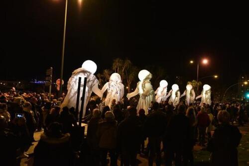 Festivités de Noël a Cherbourg en Cotentin