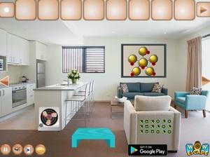 Jouer à Secured apartment escape