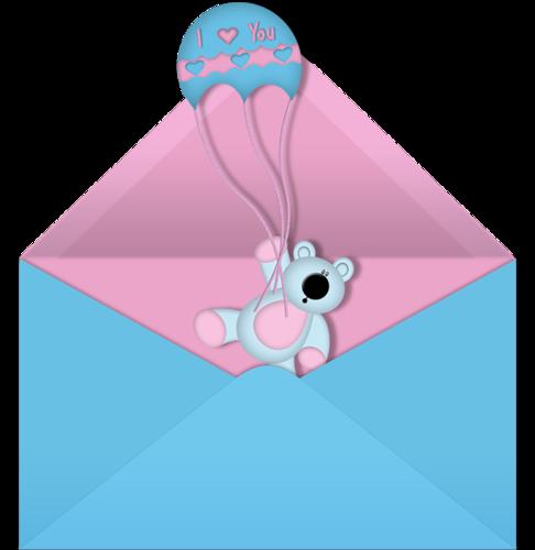 Cartes et Enveloppes Série 3