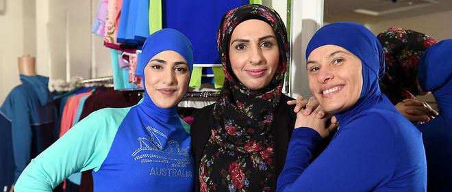 Aheda Zanetti, la créatrice du burkini, tente de défendre le maillot qu'elle a créé malgré la polémique en France.