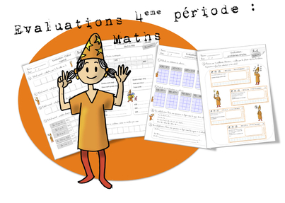CE1: Evaluations période 4