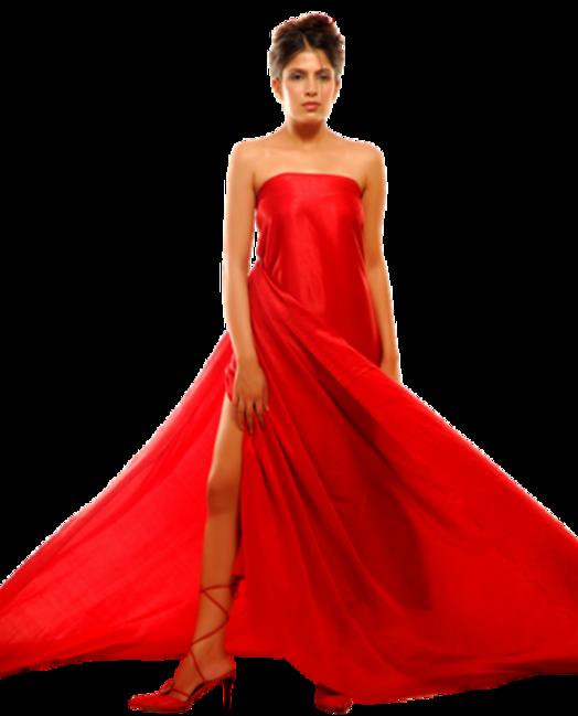 Femmes en Rouge Série 17