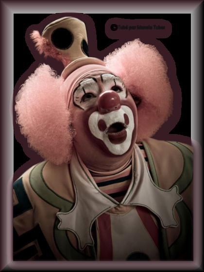 Tube clown 2967