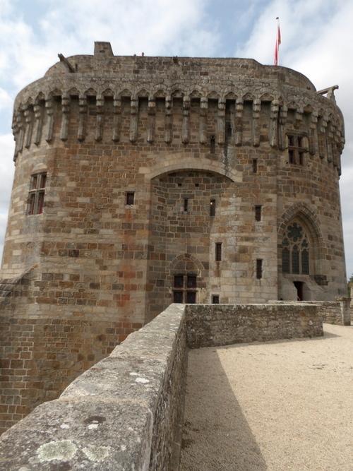 Le château de Dinan
