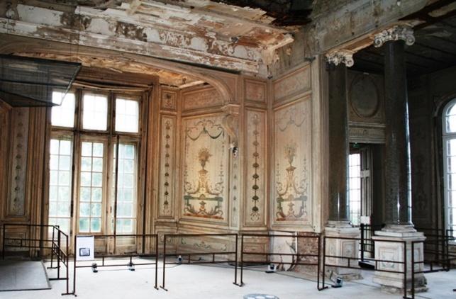 * * TREVAREZ **SUITE N°2 - Entrée & Intérieur du Château**