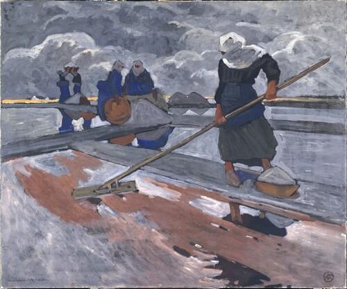 Mathurin Méheut et l'océan