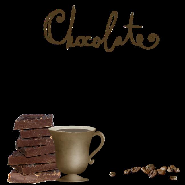 cluster gratuit gourmandise chocolatée