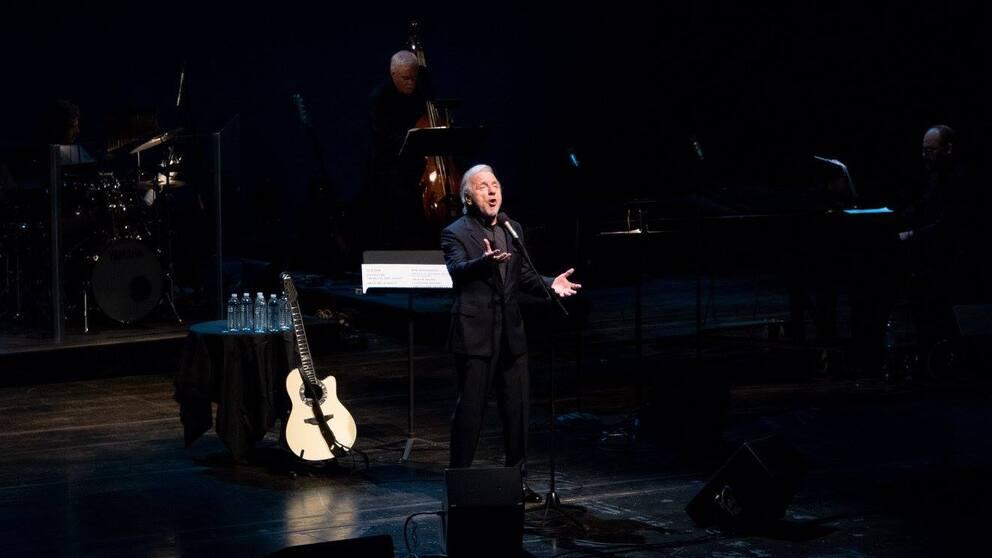 Colm Wilkinson concert  2015