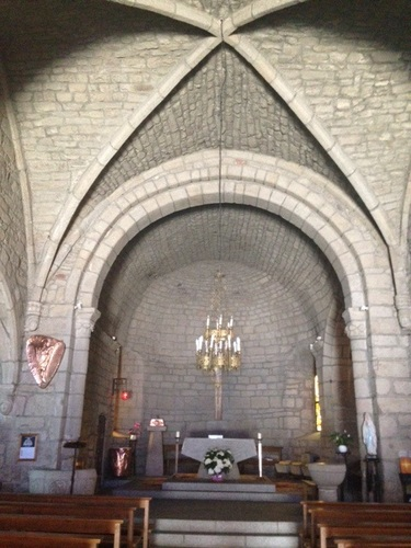 Eglise d'Aumont- Aubrac