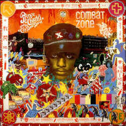 Prince Charles & The City Beat Band - Combat Zone - Complete LP