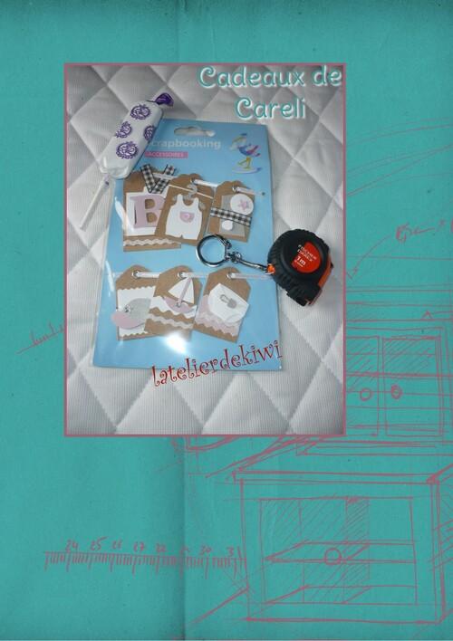 Cadeaux de Careli