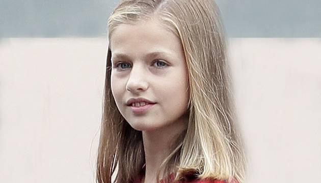 Anniversaire : Leonor d'Espagne fête ses 13 ans aujourd'hui