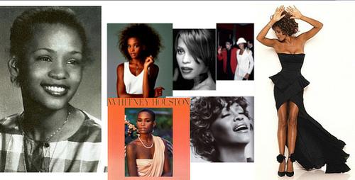 Beyonce : REMEMBERING WHITNEY HOUSTON (1963-2012)