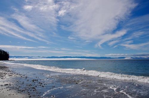 Jour 25 - Côte sud de l'Ile de Vancouver