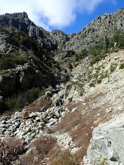 Haute vallée du Cruzzini 2
