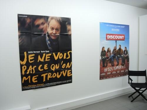 """Le CLAP de Liévin- Vernissage """"Le Clap fait son cinéma"""""""