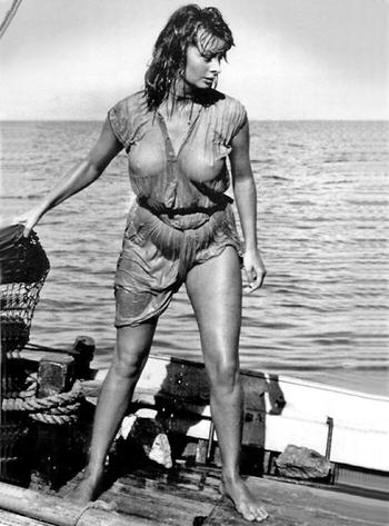 C'est l'anniversaire de Sophia Loren !