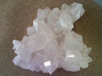 druse cristal