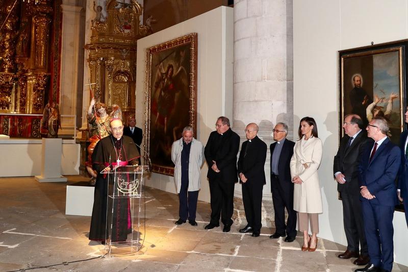Iglesia Colegial de San Pedro y Monasterio de la Ascensión del Señor. Lerma (Burgos),