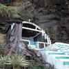 Macouba - Nord Plage - Réplique de la Grotte de Lourdes - Photo : Edgar
