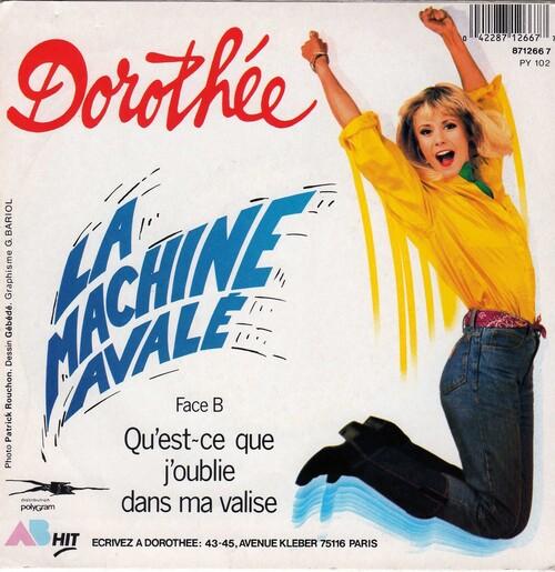 Dorothée - La Machine Avalé 02