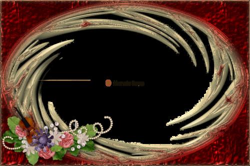 Cadres fleuries 2