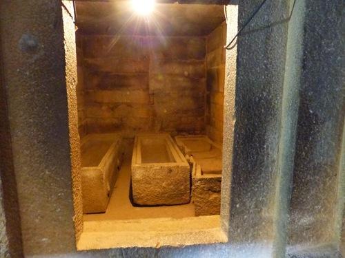 le tombeau du roi Khaleb