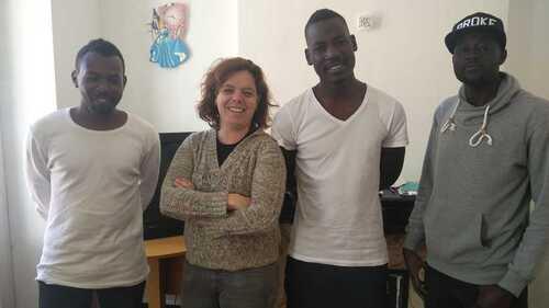 Un réfugié ivoirien viole sauvagement trois jeunes Françaises