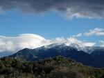 le Canigou 2784 mètres coté nord