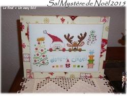 Sal Mystère Noël 2017