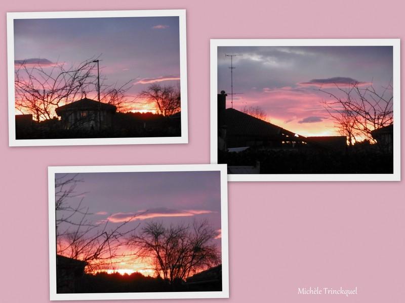 Le ciel au matin du 19 décembre....