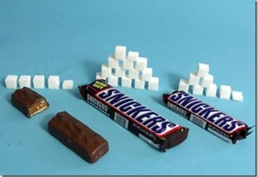Pas de sucre... il a dit le toubib !