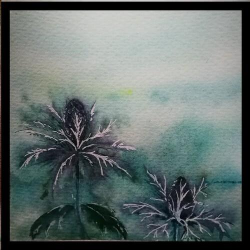 Cartes postale aquarelle