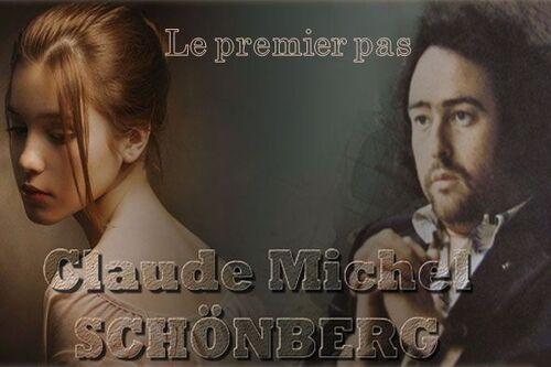 SHONBERG, Claude-Michel - Le Premier Pas  (1974)  (Chansons françises)