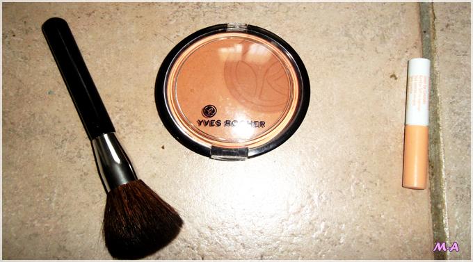 Défi du lundi : Le kit maquillage pour les nulles