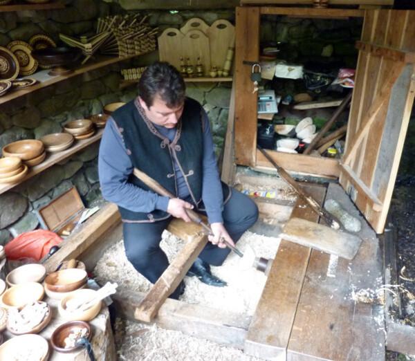Jour 11 - Etara - L'atelier du tourneur sur bois