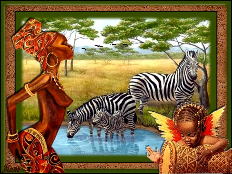 Douce Afrique...
