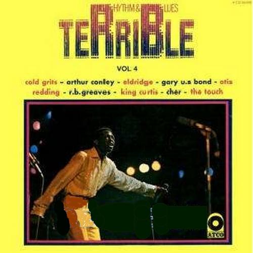 "Série "" Terrible Rhythm & Blues Vol 4 "" Atco Records ATCO503050 [ FR ]"