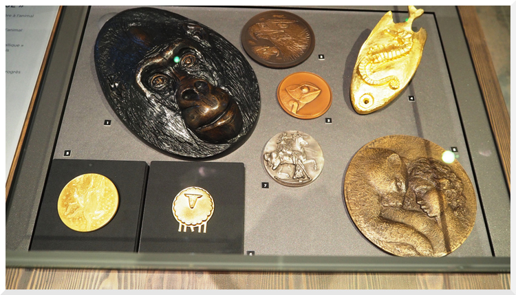 Visite au Musée du 11 CONTI