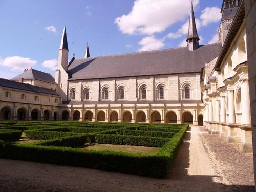 L'abbaye de Fontevrault (photos)
