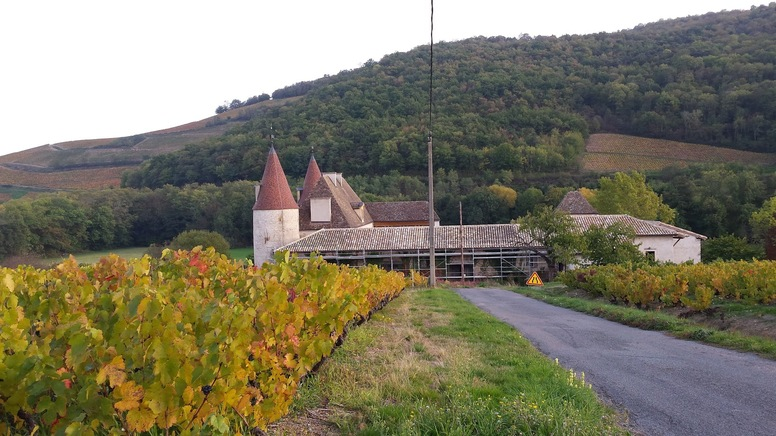 MARSEILLE - mamiekéké et cricri d' amour dans le Beaujolais (4)