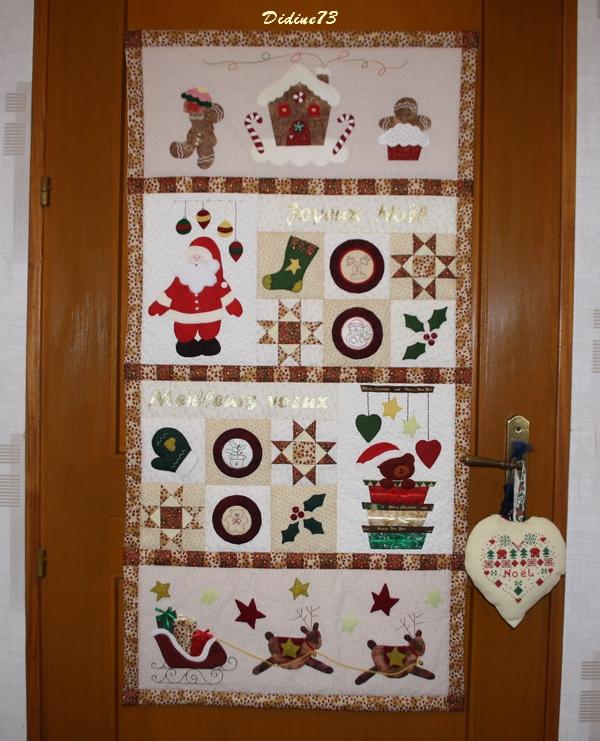 "Sampler ""Merry Christmas"" - le final"