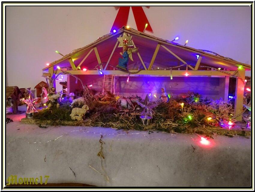 Suite des décorations de Noël