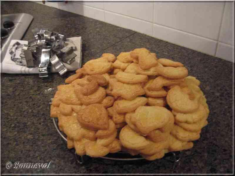 Les Gâteaux de Noël alsaciens les Schwowebredele