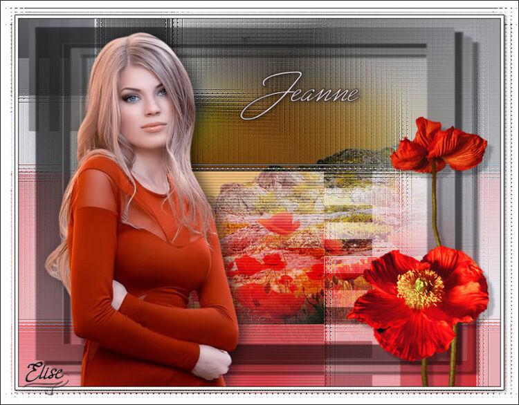 Jeanne de Violinegraphique