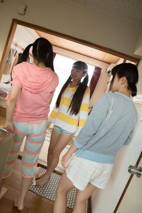 WEB Gravure : ( [Minisuka.tv] -   2017.05.04 NewComer 2017 Special Gallery No.8   Mika Hisakawa/久川美佳, Anju Kozuki/香月杏珠 & Ai Takanashi/高梨あい )