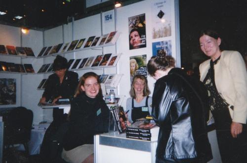 Salon du livre : Sherbrooke