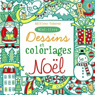 Dessins et coloriages - Noel