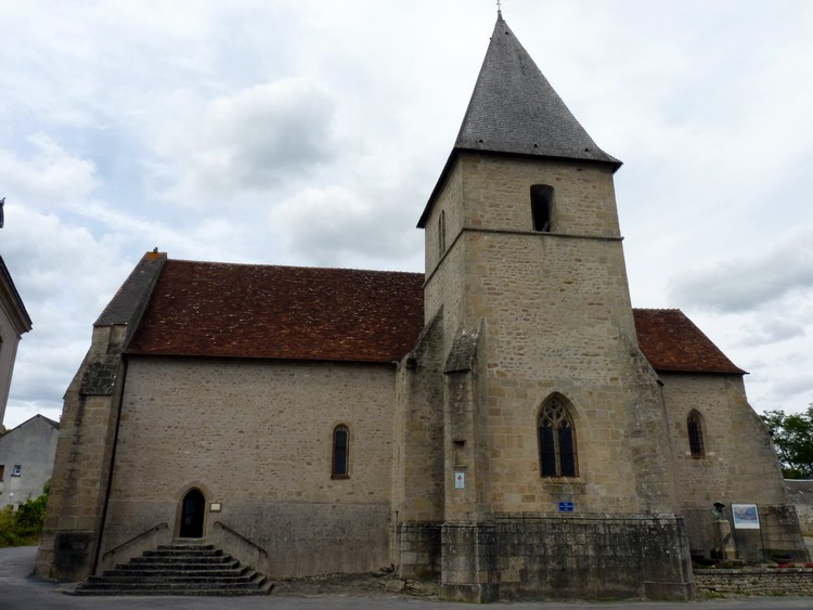 Eglise de Crozant
