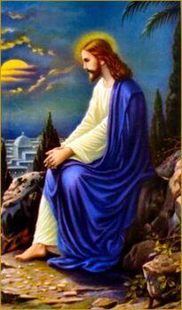 Tout quitter pour Te suivre, Jésus....